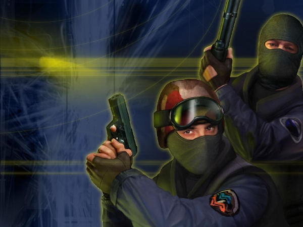counter strike 1.6 fond ecran