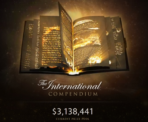 Compendium The International 5 TI5