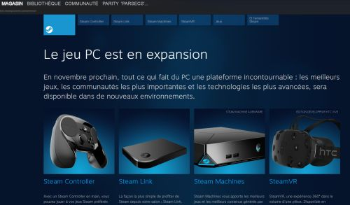 Steam Machines !