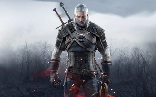 the witcher 3 presentation