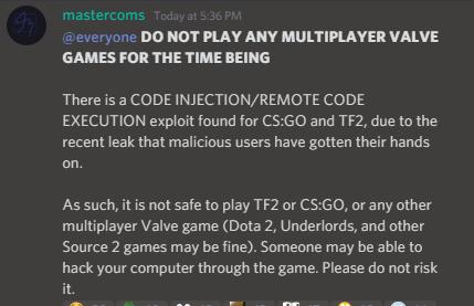 source leak alert