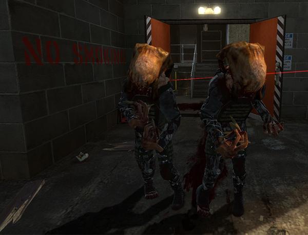 ZECU - Zombie Marines