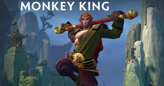 dota 2 monkey king