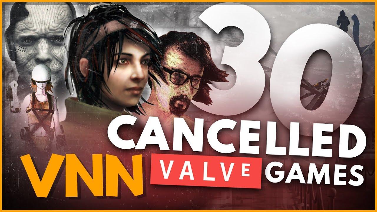 valve jeux annulés