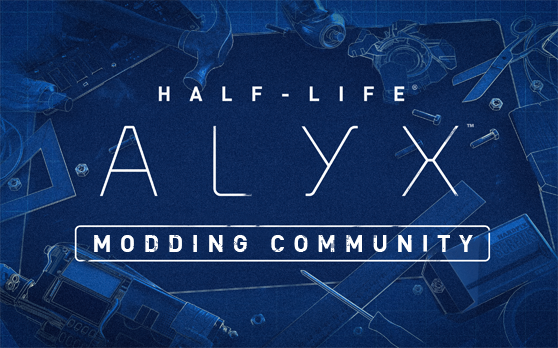 half life alyx modding community